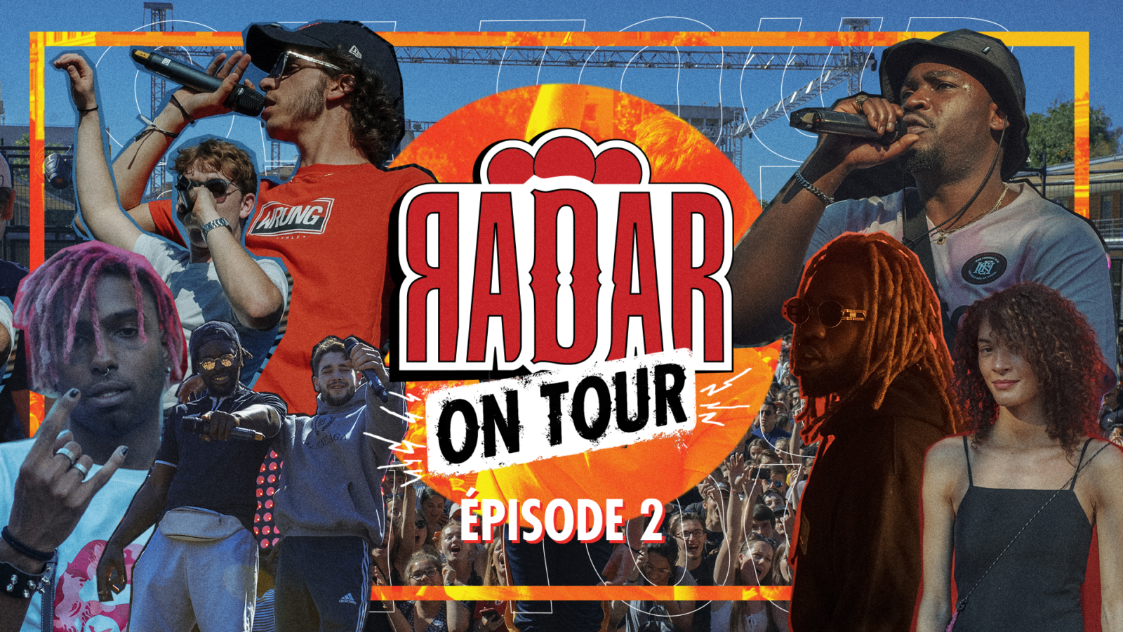 RADAR ON TOUR – S01 EP 02 : 1ère étape de la tournée rap avec le Fise ! [docu]