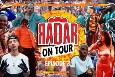 16 9 1 400x268 - Suivez la crème du rap français à Solidays avec RADAR ON TOUR épisode 3