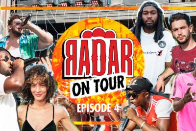 RADARONTOUREP4 400x268 - RADAR ON TOUR épisode 4 : la dernière scène RADAR de l'été à Lollapalooza