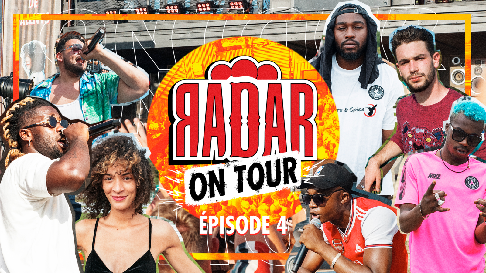 RADAR ON TOUR – S01 EP04 :  À la rencontre du public de...