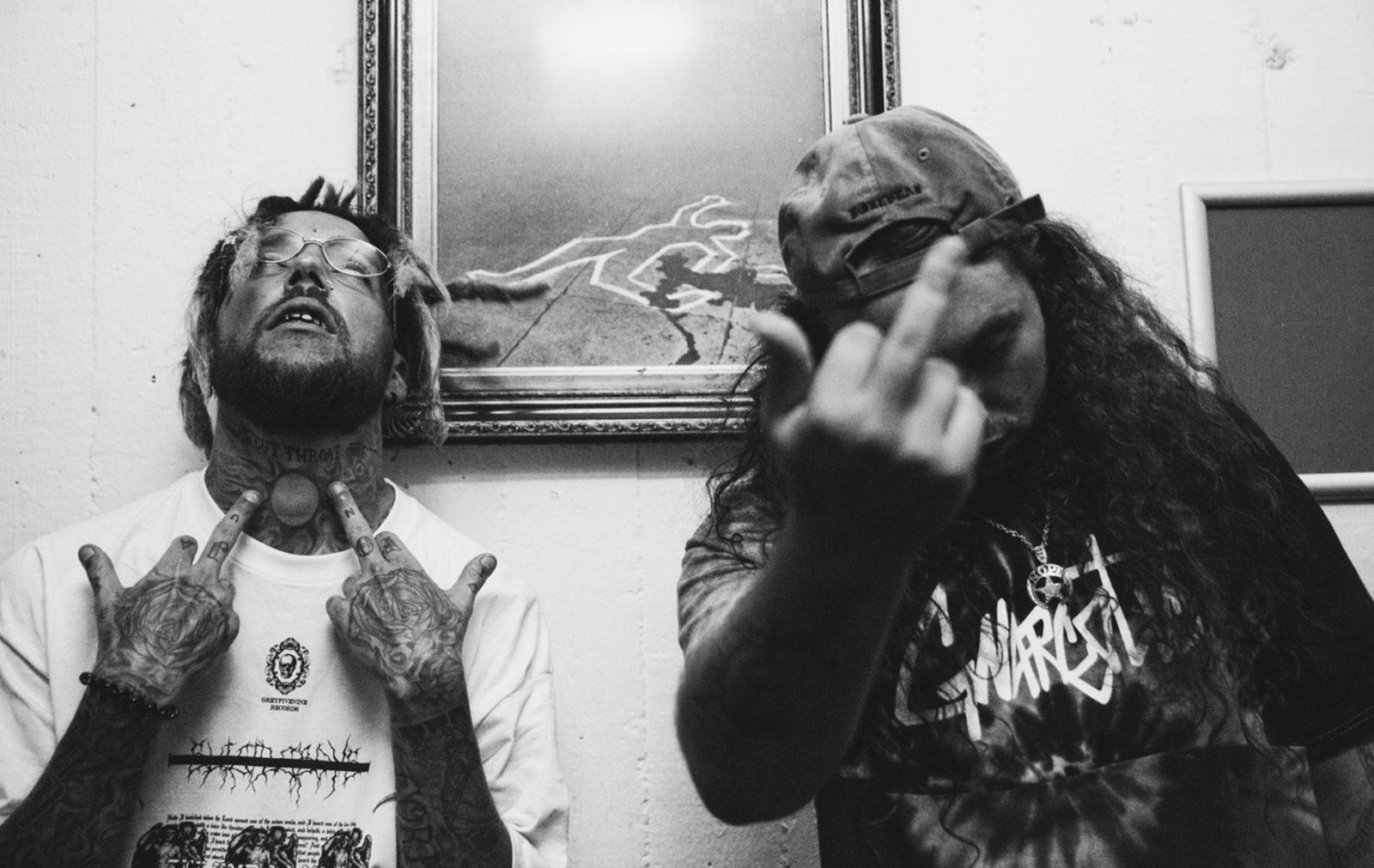 suicideboys - LOLLAPALOOZA, le dernier festival de la tournée RADAR
