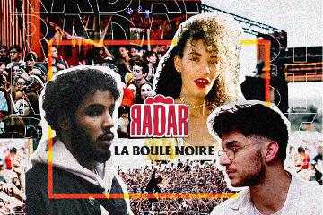 EventBouleNoire - SOIRÉE RADAR #1, LA BOULE NOIRE