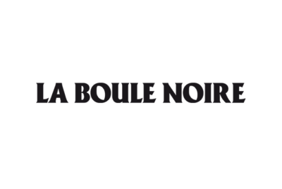 LogoLaBouleNoirePartenaireRADAR 400x268 - La Boule Noire