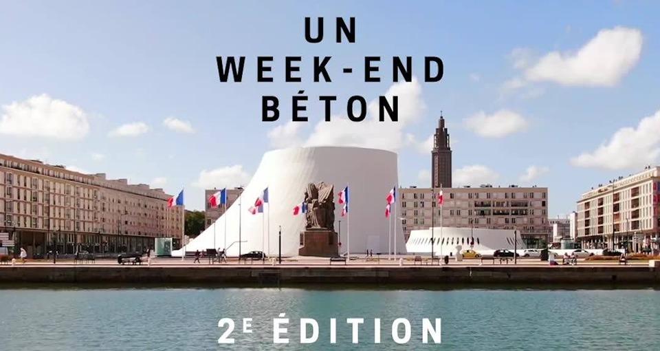 WeekendbetonFestivalRADARagenda - BÉTON, #FESTIVAL